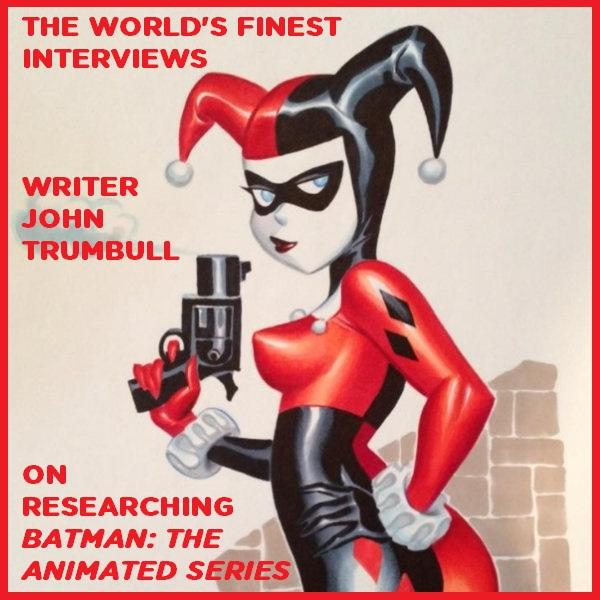 Batman: The Animated Series - click here to read the interview!