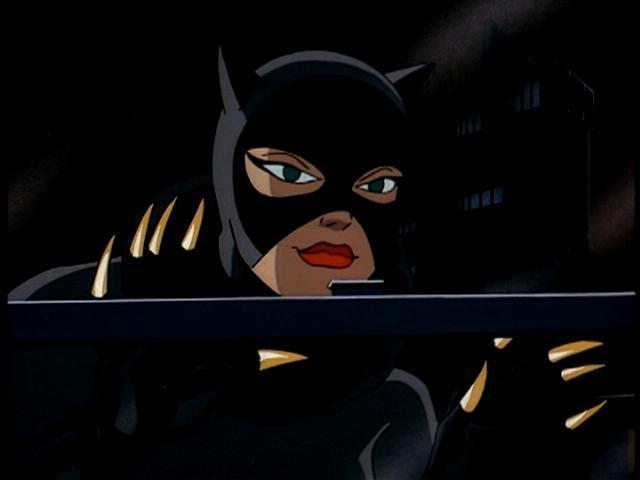蝙蝠侠动画系列人物图片!