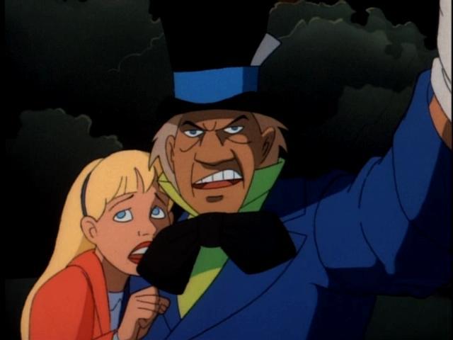 Image result for Mad Hatter Batman Alice