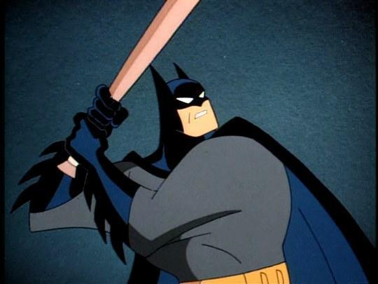 the worlds finest batman the animated series