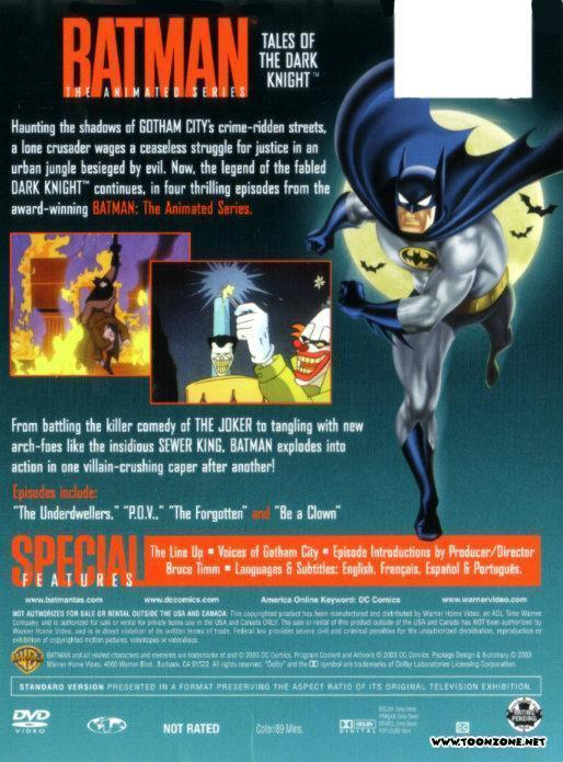 The World S Finest Batman The Animated Series