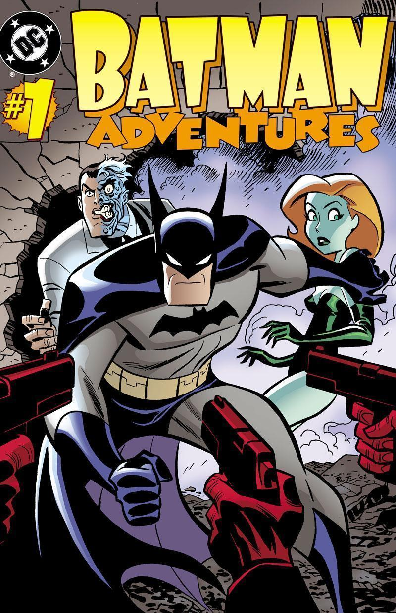 The World's Finest - The New Batman Adventures