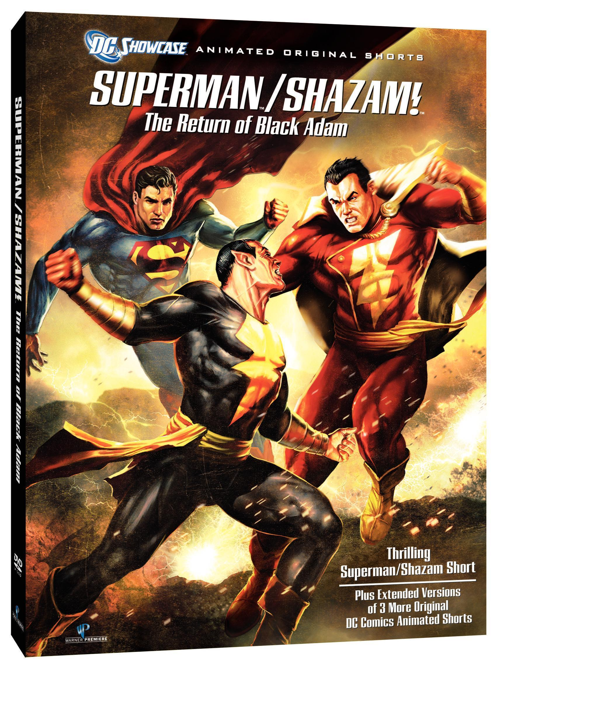 DC Showcase Dvdc