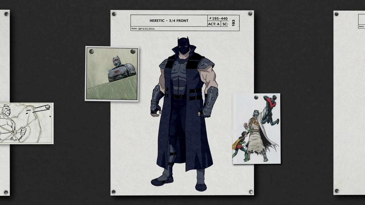 [ANIMAÇÃO] Batman: Bad Blood - Imagens! 03