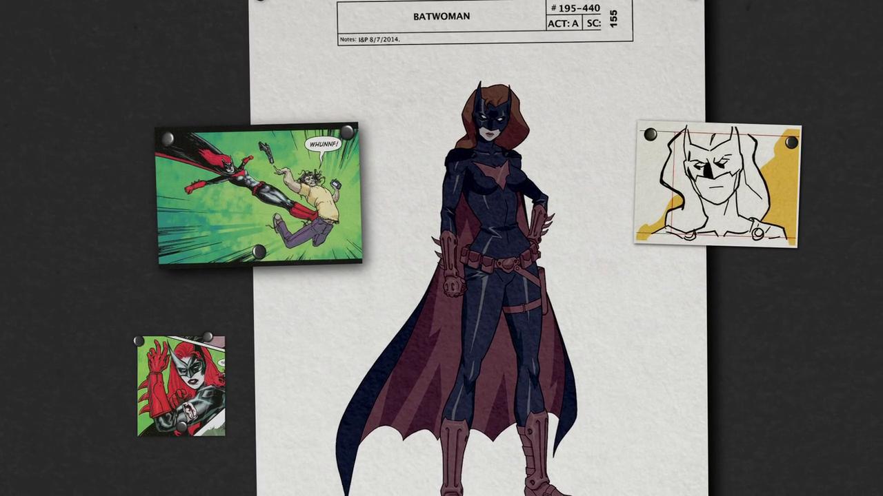 [ANIMAÇÃO] Batman: Bad Blood - Imagens! 23