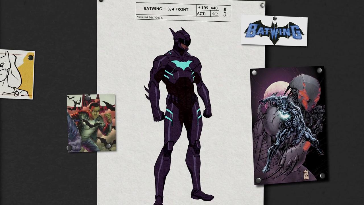 [ANIMAÇÃO] Batman: Bad Blood - Imagens! 42
