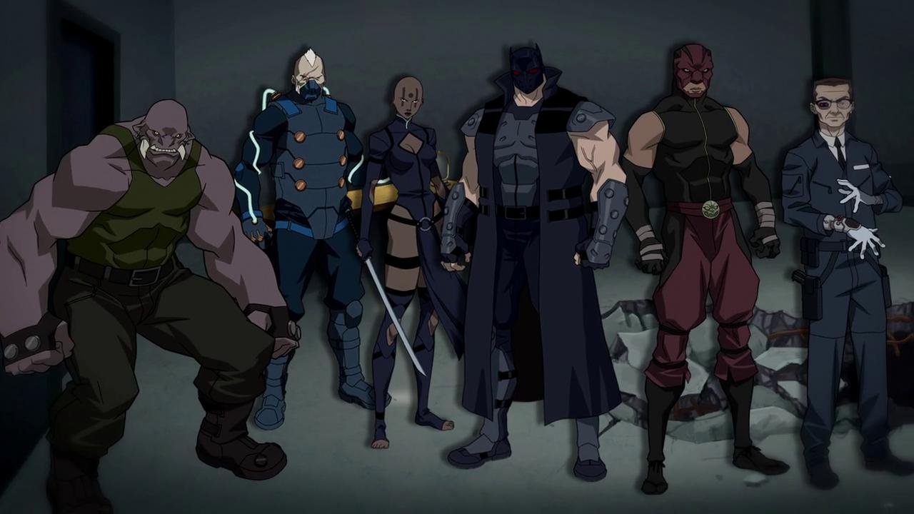 [ANIMAÇÃO] Batman: Bad Blood - Imagens! 47