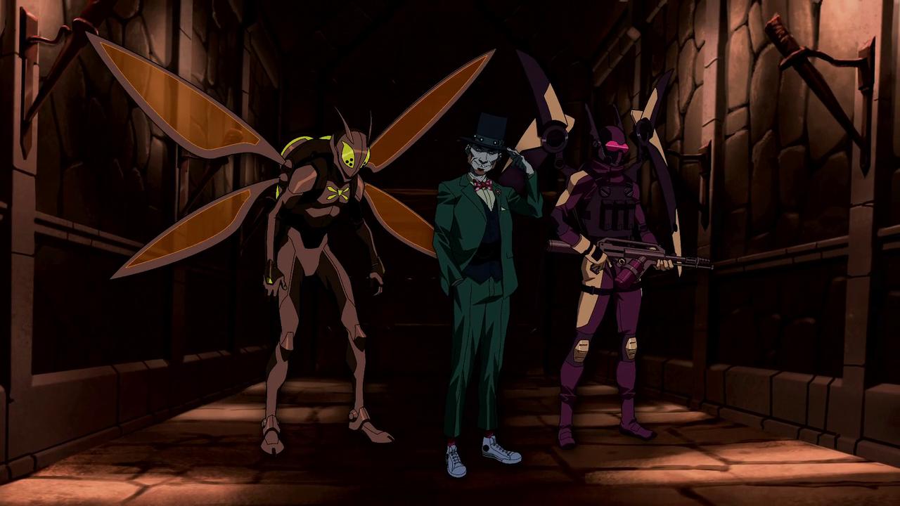 [ANIMAÇÃO] Batman: Bad Blood - Imagens! 50