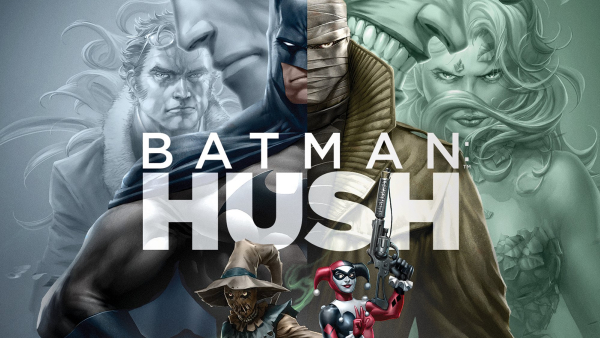 Batman: Hush Home Entertainment Release Review