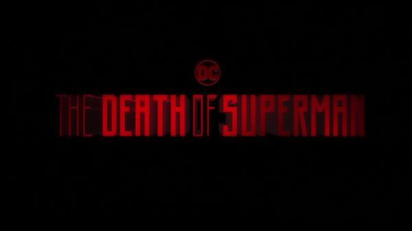 The Death of Superman Animated Feature Review