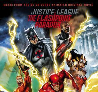 justice league the flashpoint paradox deutsch