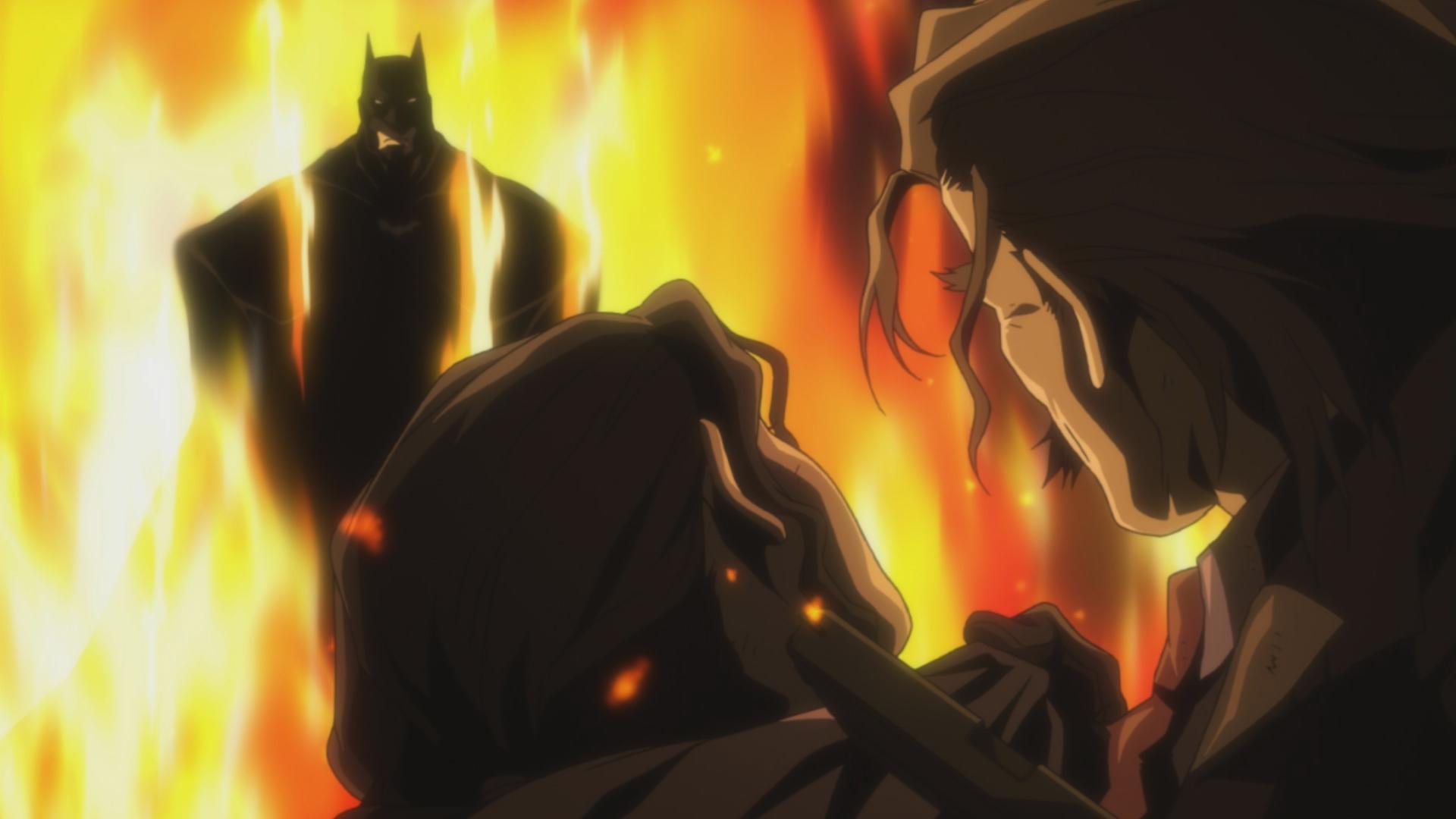 """Batman: Gotham Knight"" - Best Bat-Suit | Toonzone Forums"