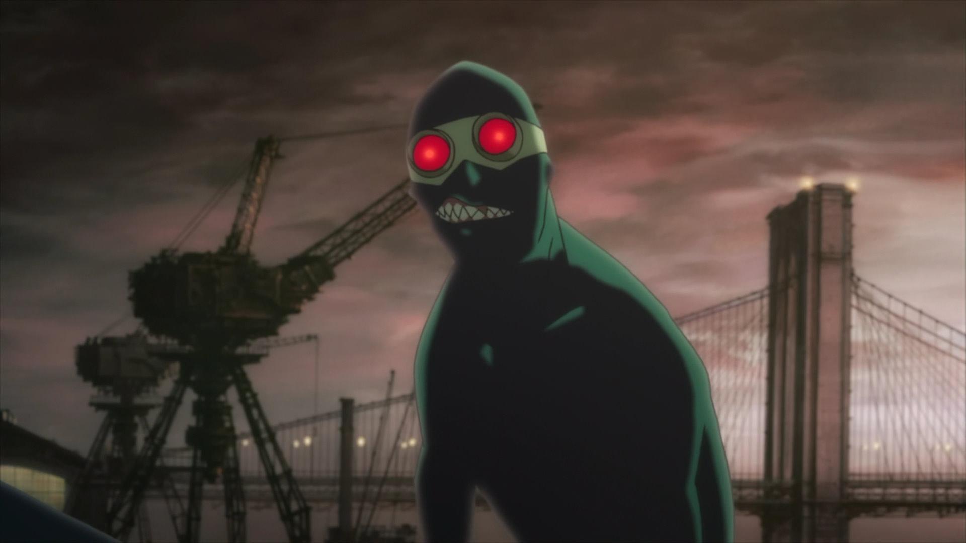 The World's Finest - DC Universe - Batman: Gotham Knight