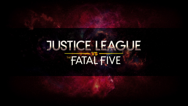 Justice League vs. The Fatal Five Animated Feature Review