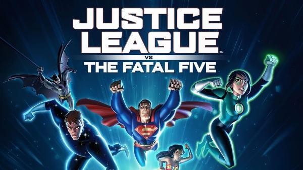 Justice League vs. The Fatal Five Home Entertainment Release Review