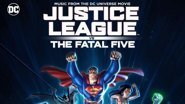 Justice League vs. The Fatal Five Soundtrack Review