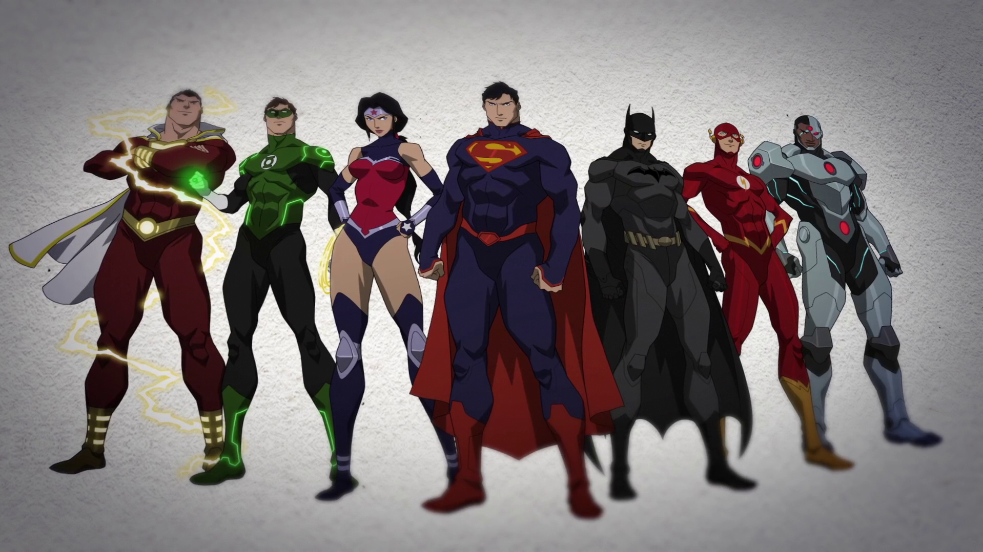 The World's Finest - Justice League: War