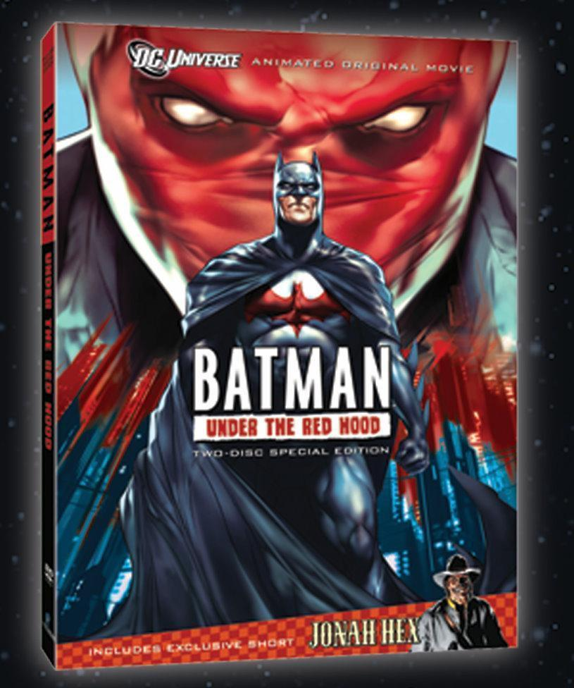 "Topic ""Under the Red Hood"" Cover"