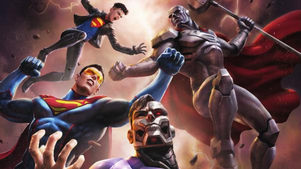 Reign of the Supermen Home Entertainment Release Review