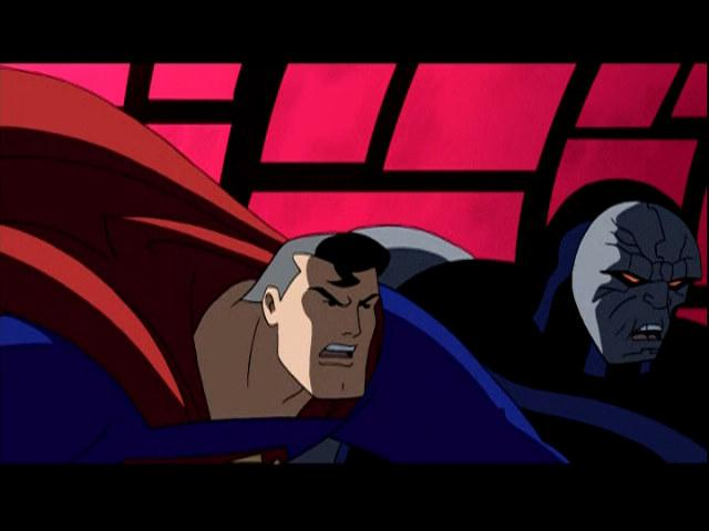 联盟中反派角色图片 超人正义联盟吧