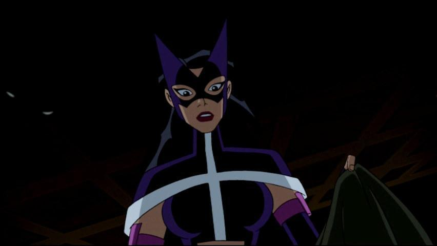 Huntress Justice League Unlimited
