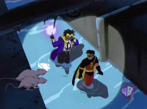 Static Shock Meets Teen Titans 2