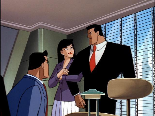 The World's Finest - Superman: The Animated Series | 640 x 480 jpeg 45kB
