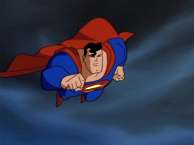 The World S Finest Superman The Animated Series