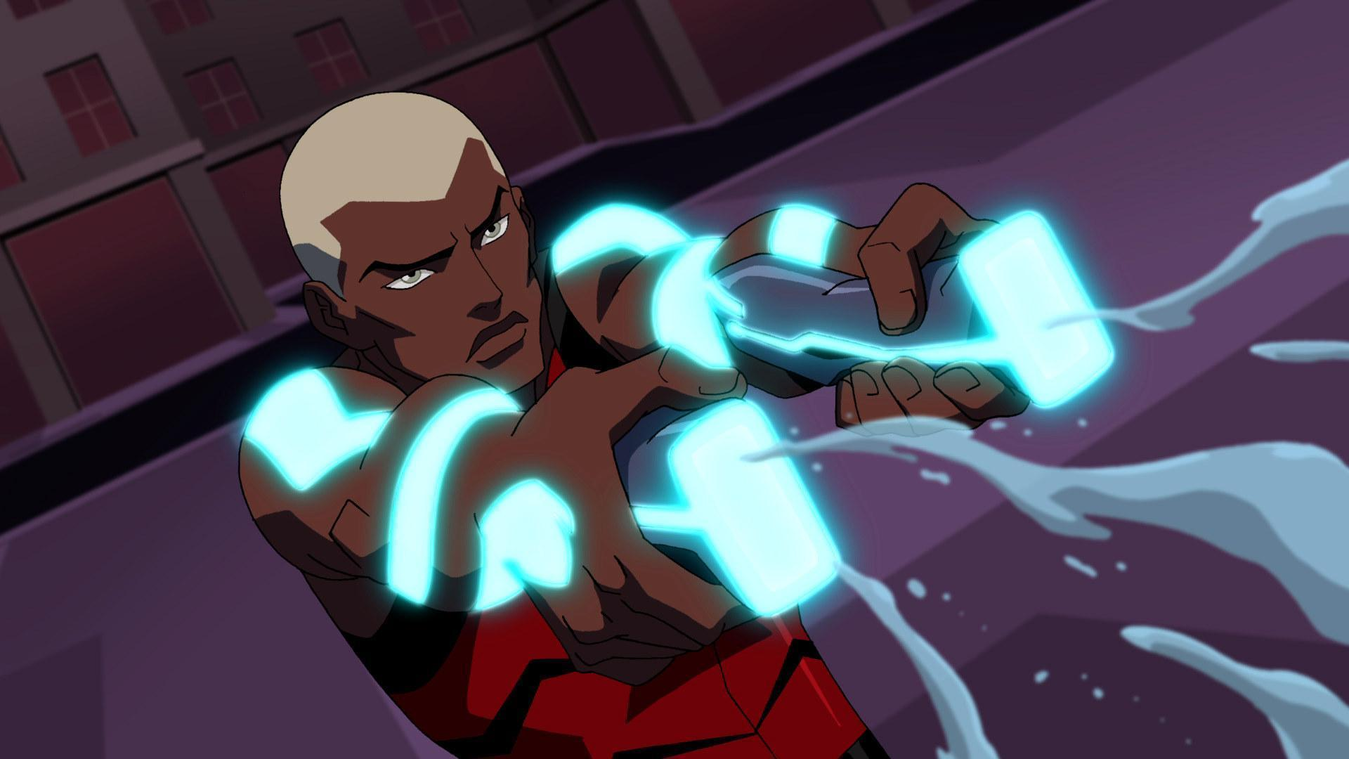 Reviews Young Justice ! 04