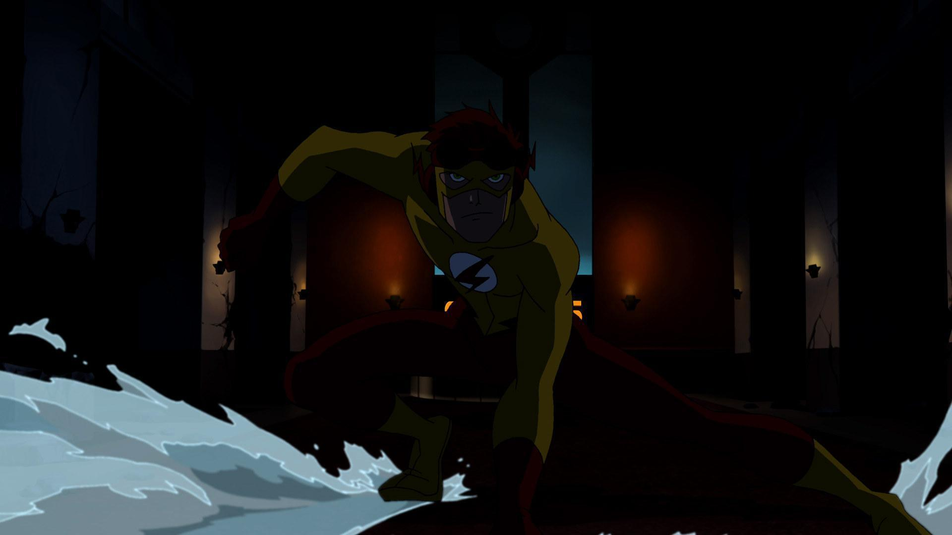 Reviews Young Justice ! 12