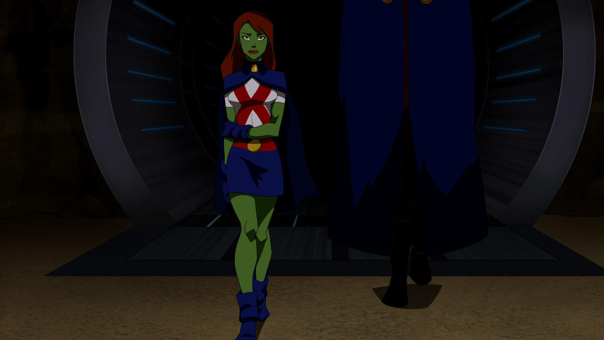 Reviews Young Justice ! 18