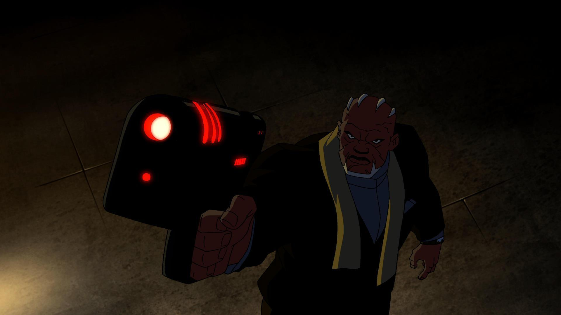 Reviews Young Justice ! 03