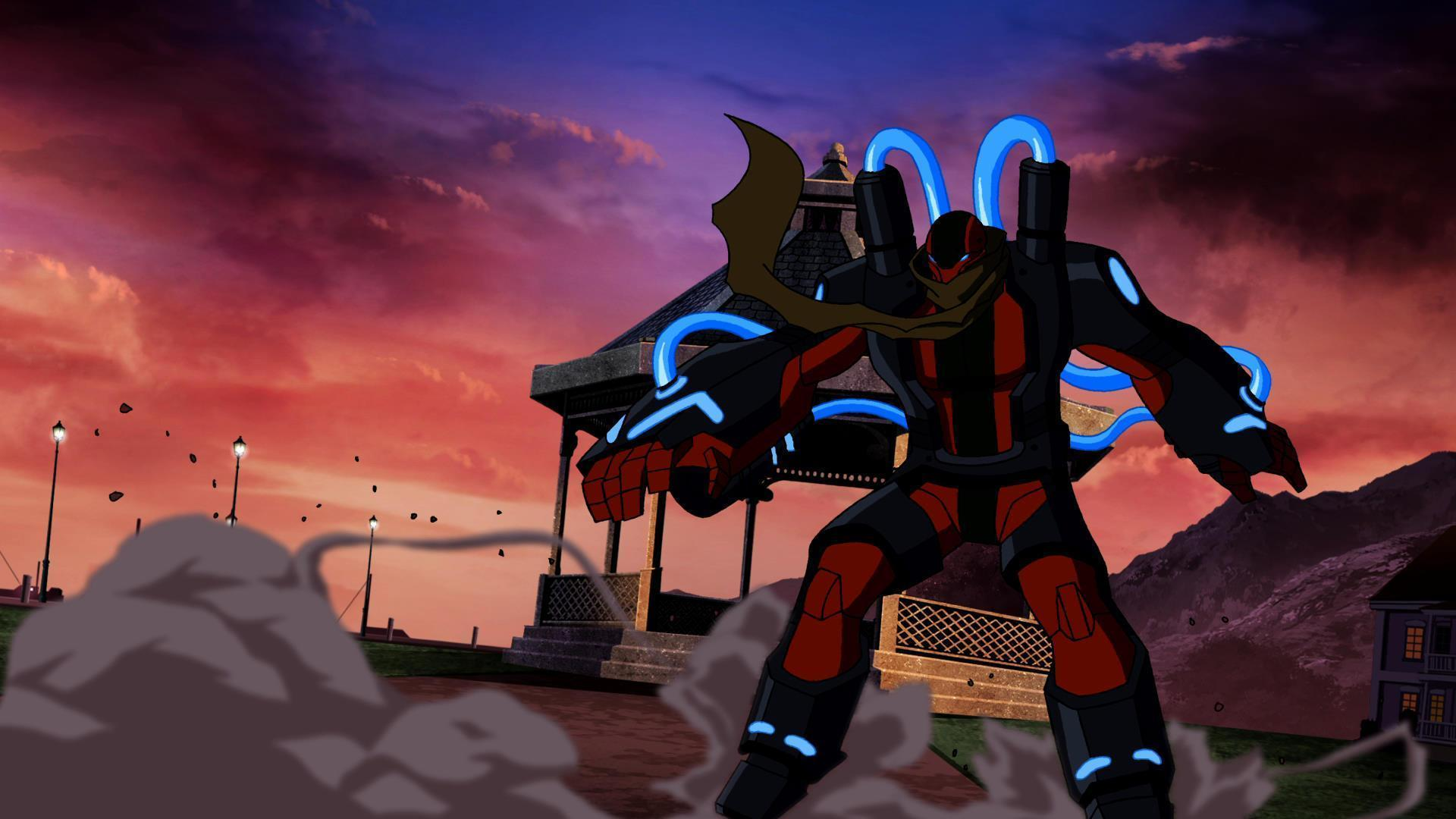 Reviews Young Justice ! 21