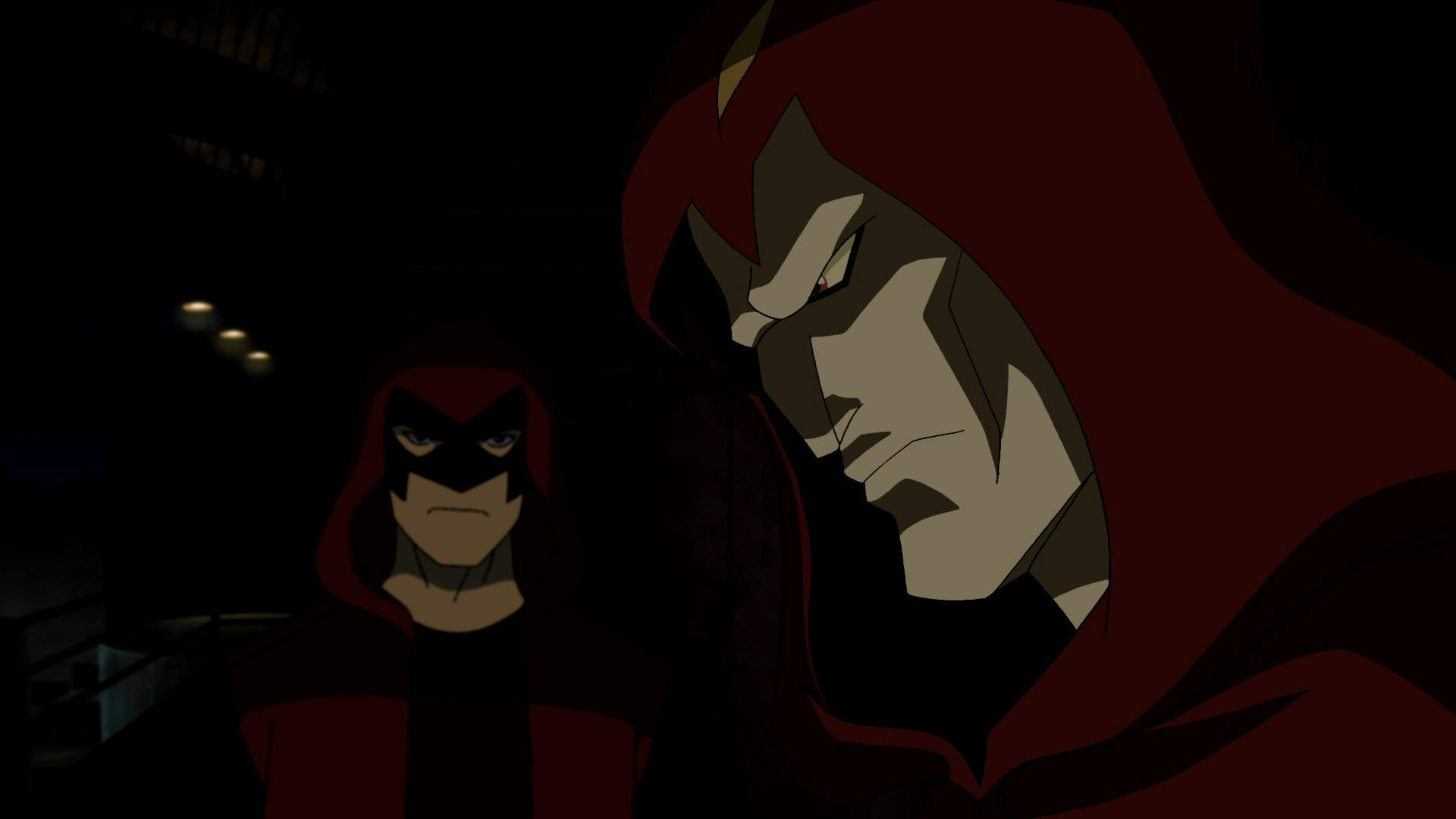 Reviews Young Justice ! 06