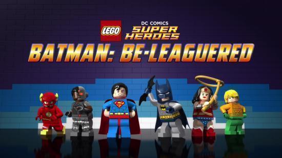 [ANIMACIÓN] Lego DC Comics Legodccomicstb