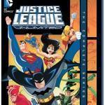 "Site Update: ""Justice League Unlimited: The Complete Series"" Blu-ray Clips, Additional Details"