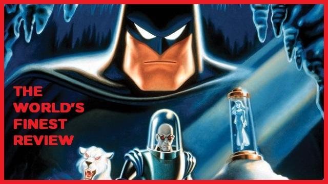 The World's Finest reviews Batman & Mr. Freeze: Sub-Zero