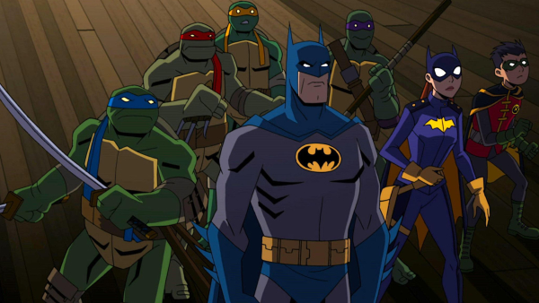 Batman vs. Teenage Mutant Ninja Turtles Animated Feature Review