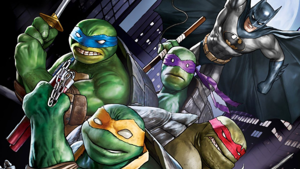 Batman vs. Teenage Mutant Ninja Turtles Home Entertainment Release Review