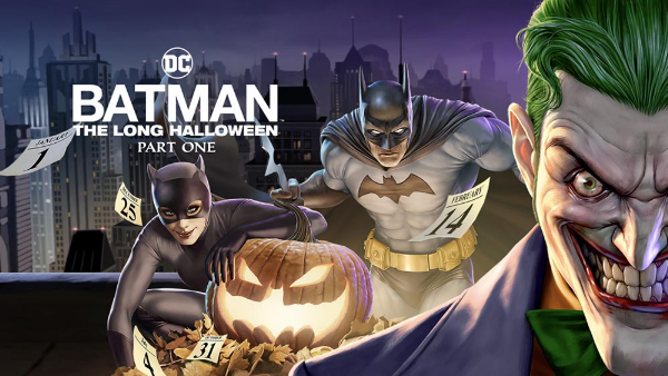 Batman: The Long Halloween, Part One Home Media Review