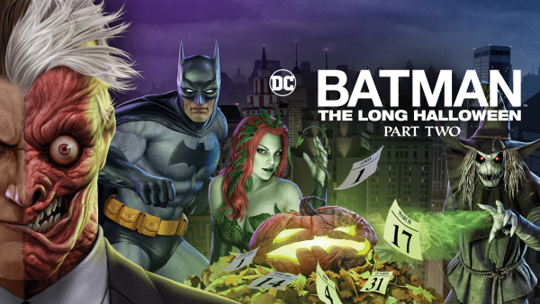 Batman: The Long Halloween, Part Two Home Media Review