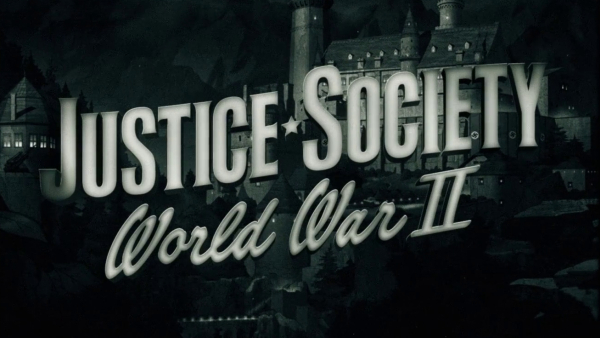 Justice Society: World War II Animated Feature Review