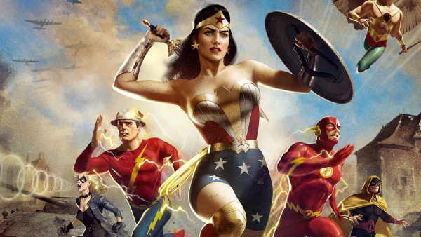 Justice Society: World War II Home Media Review