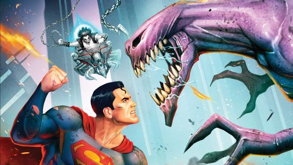 Superman: Man of Tomorrow  Home Media Review