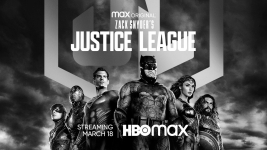 Zack Snyder's Justice League HBO Max Poster