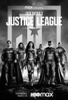 Zack Snyder's Justice League Team Poster - Portrait