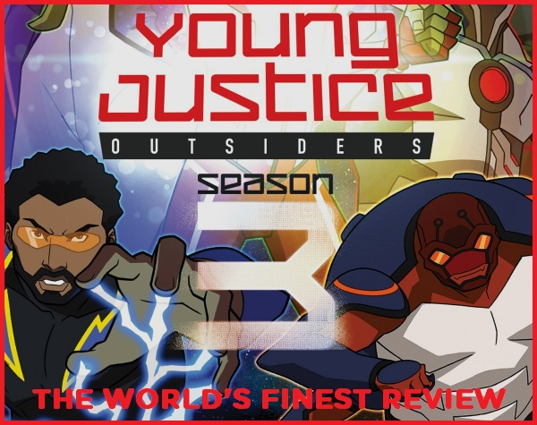 Young Justice: Outsiders - The Complete Third Season