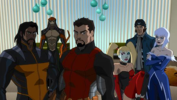 Suicide Squad: Hell to Pay Animated Feature Review