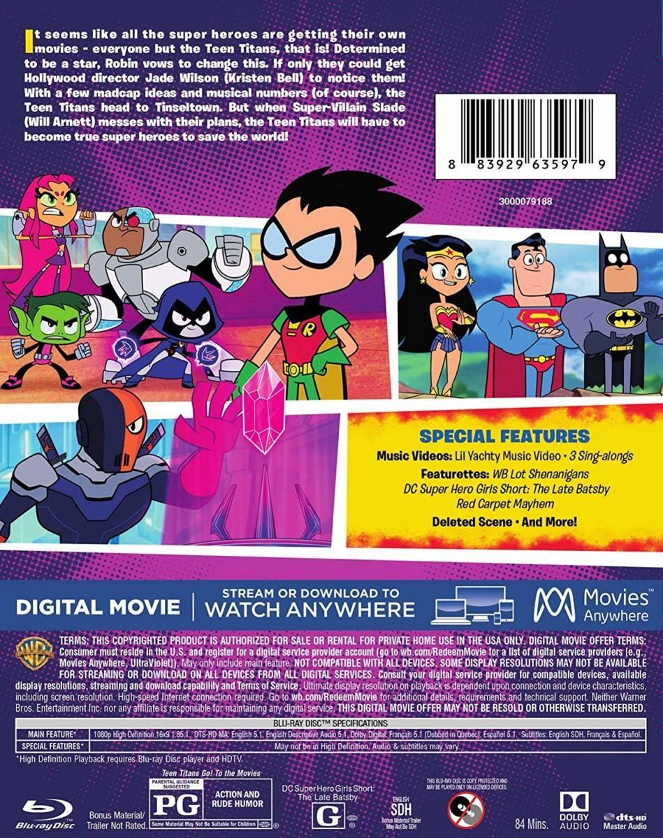 Teen Titans Go Archives - The Worlds Finest-3645