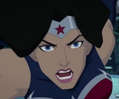 """First """"Wonder Woman: Bloodlines"""" Clips, """"Wonder Woman: Bloodlines,"""" """"Batman Beyond"""" Cast, Crew Appearing At NYCC"""